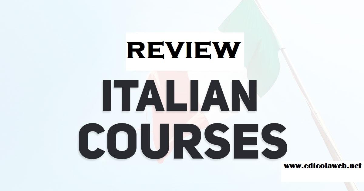 Ulasan kursus bahasa Italia